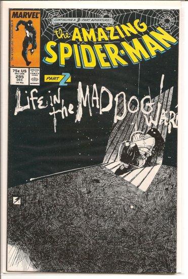 Amazing Spider-Man # 295, 9.0 VF/NM