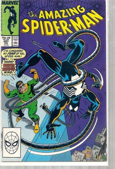 AMAZING SPIDER-MAN # 297, 9.2 NM -