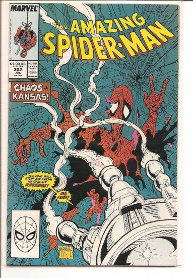 Amazing Spider-Man # 302, 9.0 VF/NM