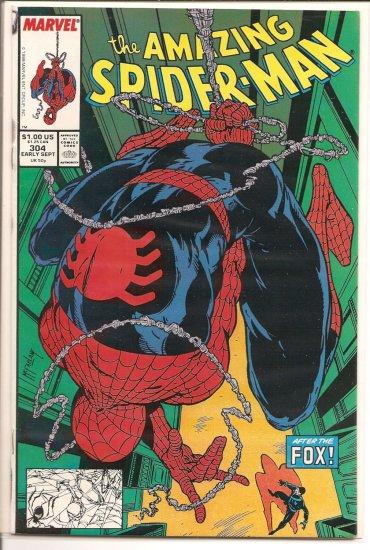 Amazing Spider-Man # 304, 9.2 NM -