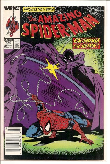 Amazing Spider-Man # 305, 6.0 FN