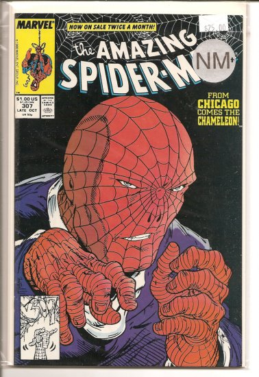 Amazing Spider-Man # 307, 9.6 NM +