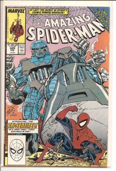 Amazing Spider-Man # 329, 7.5 VF -