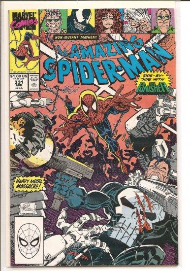Amazing Spider-Man # 331, 9.2 NM -