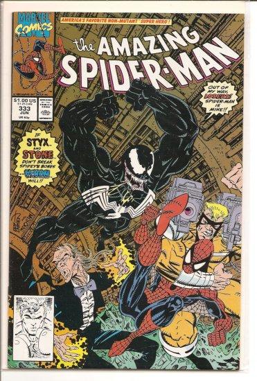 Amazing Spider-Man # 333, 9.0 VF/NM