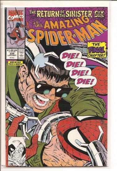 Amazing Spider-Man # 339, 9.2 NM -