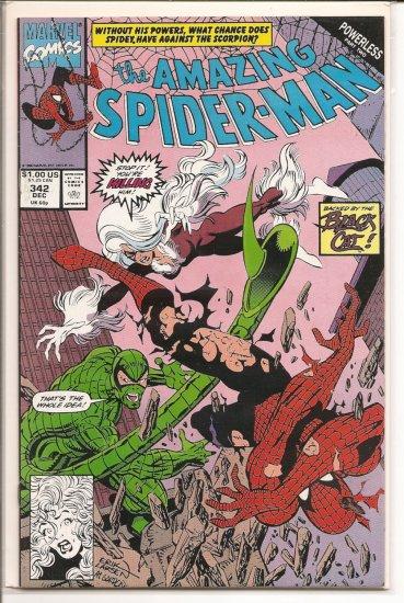 Amazing Spider-Man # 342, 9.2 NM -