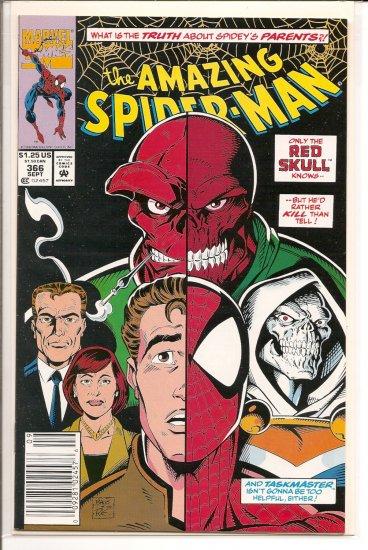 Amazing Spider-Man # 366, 9.4 NM