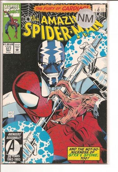 Amazing Spider-Man # 377, 9.4 NM