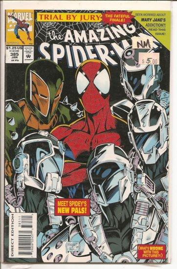Amazing Spider-Man # 385, 9.4 NM