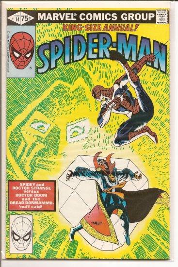 Amazing Spider-Man Annual # 14, 8.0 VF