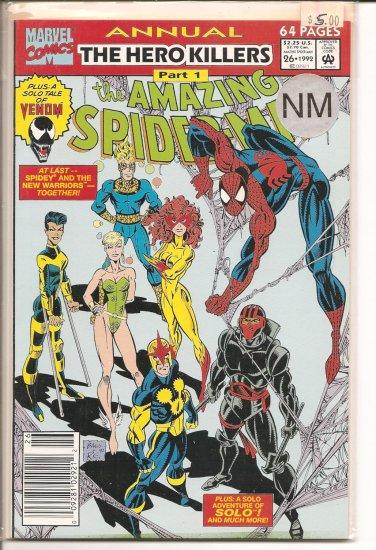 Amazing Spider-Man Annual # 26, 9.4 NM