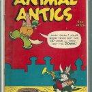 ANIMAL ANTICS # 2, 3.5 VG -
