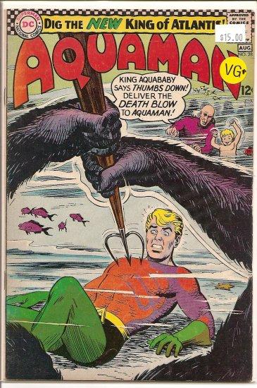 Aquaman # 28, 4.5 VG +