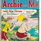Archie And Me # 38, 4.5 VG +