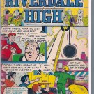 ARCHIE AT RIVERDALE HIGH # 1, 4.5 VG +