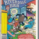 ARCHIE AT RIVERDALE HIGH # 103, 4.5 VG +