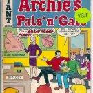 Archie's Pals 'N' Gals # 55, 5.0 VG/FN
