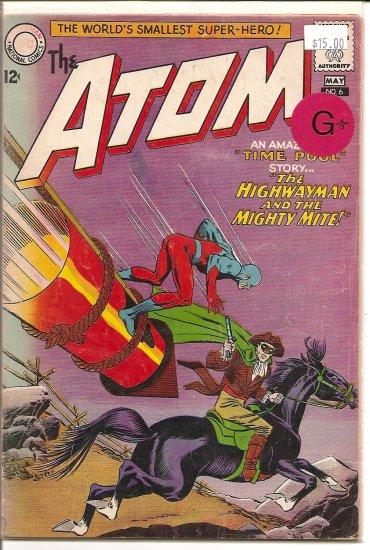 Atom # 6, 2.5 GD +