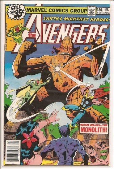 Avengers # 180, 9.0 VF/NM