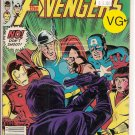 Avengers # 218, 4.5 VG +