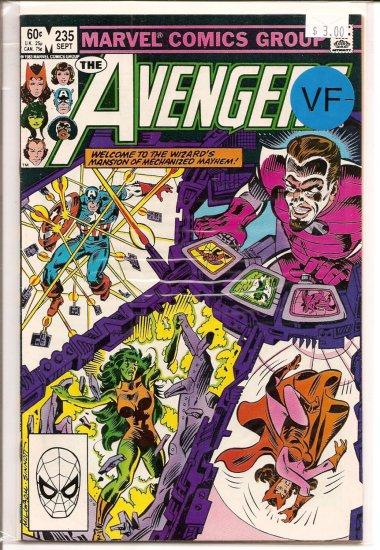 Avengers # 235, 7.5 VF -