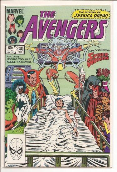 Avengers # 240, 7.5 VF -