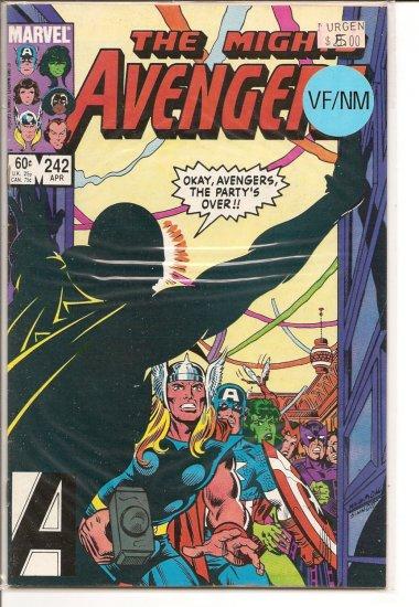 Avengers # 242, 9.0 VF/NM