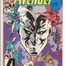 Avengers # 254, 8.0 VF