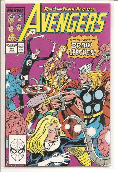 Avengers # 301, 9.0 VF/NM