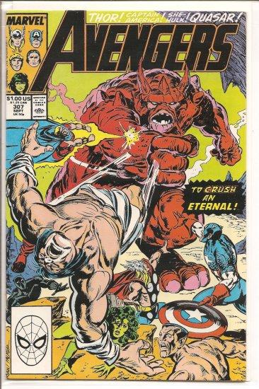 Avengers # 307, 7.5 VF -