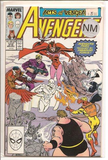 Avengers # 312, 9.4 NM