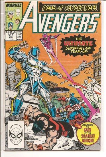 Avengers # 313, 7.5 VF -