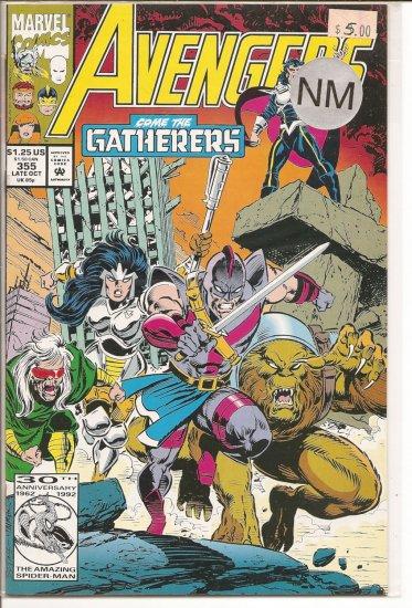 Avengers # 355, 9.4 NM