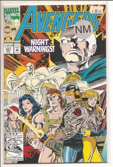Avengers # 357, 9.4 NM
