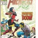 Avengers # 361, 9.2 NM -