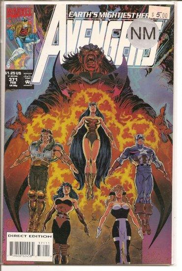 Avengers # 371, 9.4 NM