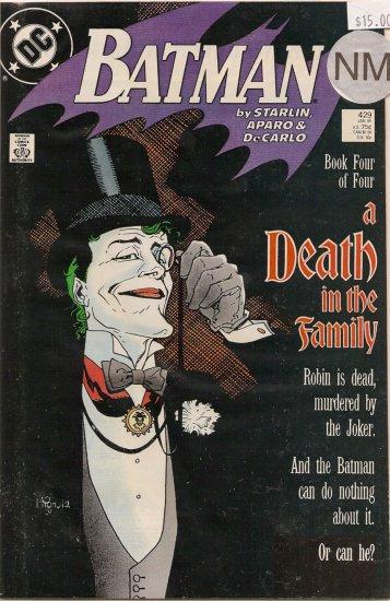 Batman # 429, 9.2 NM -