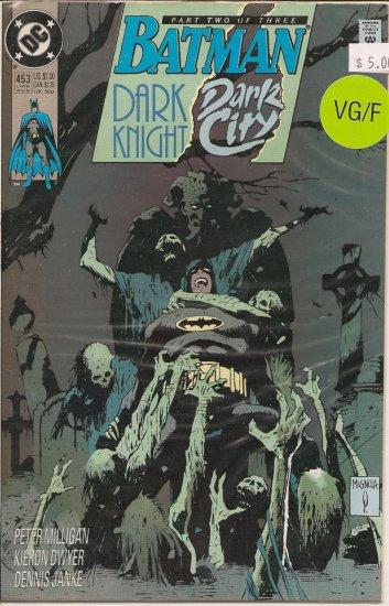 Batman # 453, 5.0 VG/FN