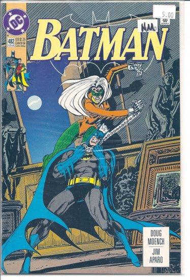 Batman # 482, 9.4 NM