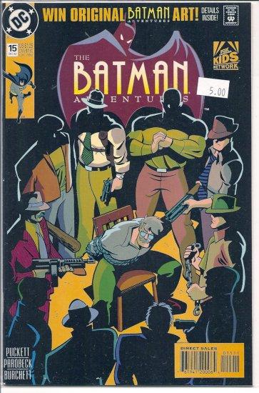 Batman Adventures # 15, 9.4 NM