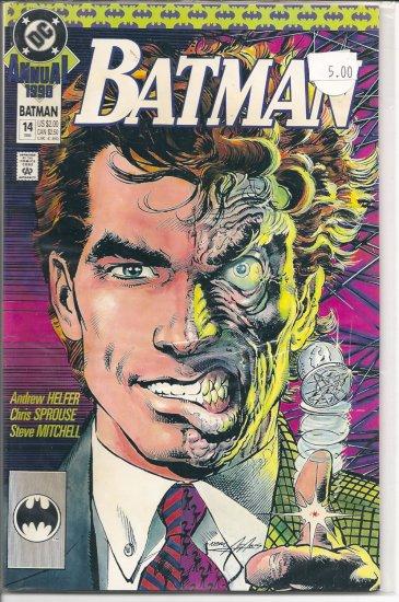 Batman Annual # 14, 9.4 NM