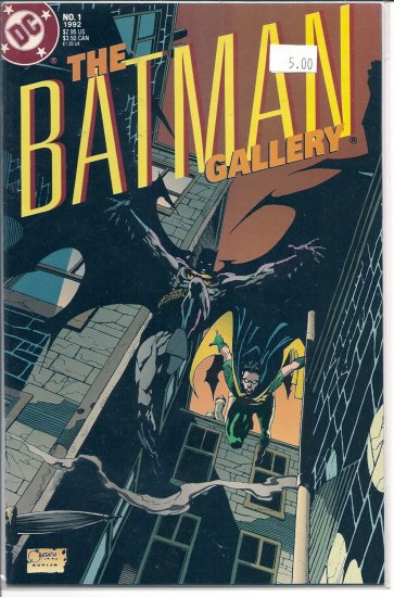 Batman Gallery # 1, 9.4 NM
