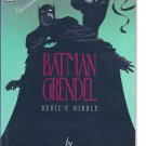 Batman Grendel Devil's Riddle # 1, 9.2 NM -