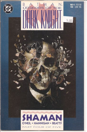 Batman Legends of the Dark Knight # 4, 9.2 NM -