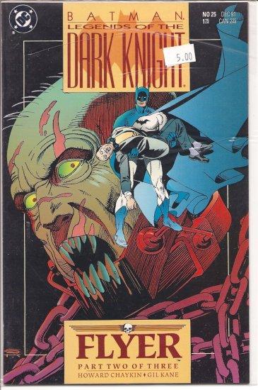 Batman Legends of the Dark Knight # 25, 9.4 NM