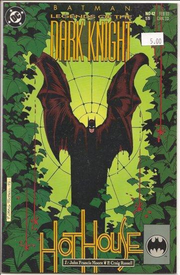 Batman Legends of the Dark Knight # 42, 9.4 NM