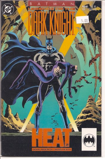Batman Legends of the Dark Knight # 47, 9.4 NM