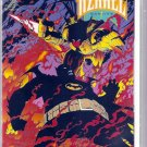 BATMAN: SWORD OF AZRAEL # 4, 9.0 VF/NM