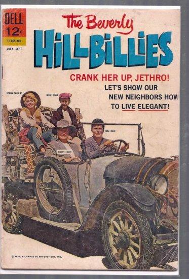 BEVERLY HILLBILLIES # 8, 2.0 GD
